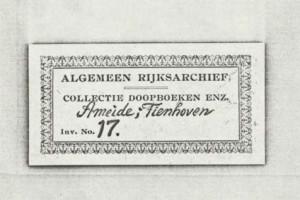 Tienhoven DTB 17 Register van aangegeven lijken 1806-1811 a