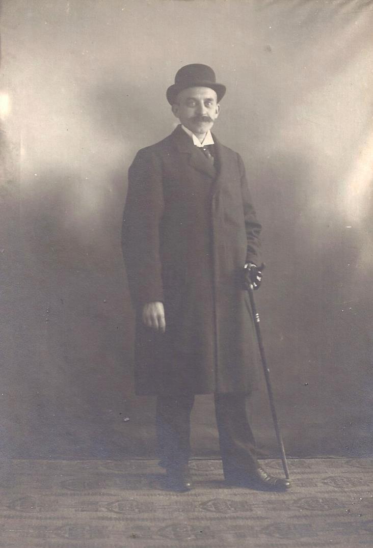 Oom Henri Van Eeten a