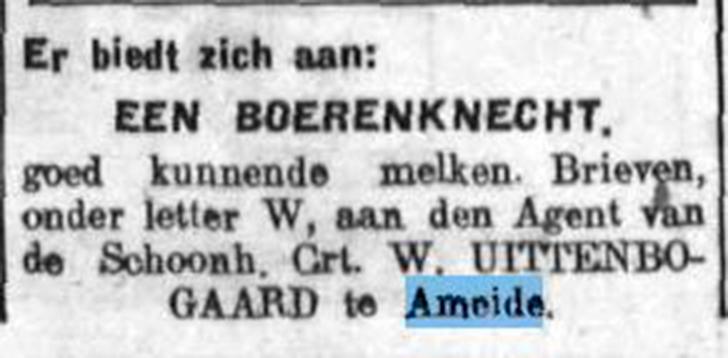 Schoonhovensche Courant 07764 1937-01-27 artikel 01