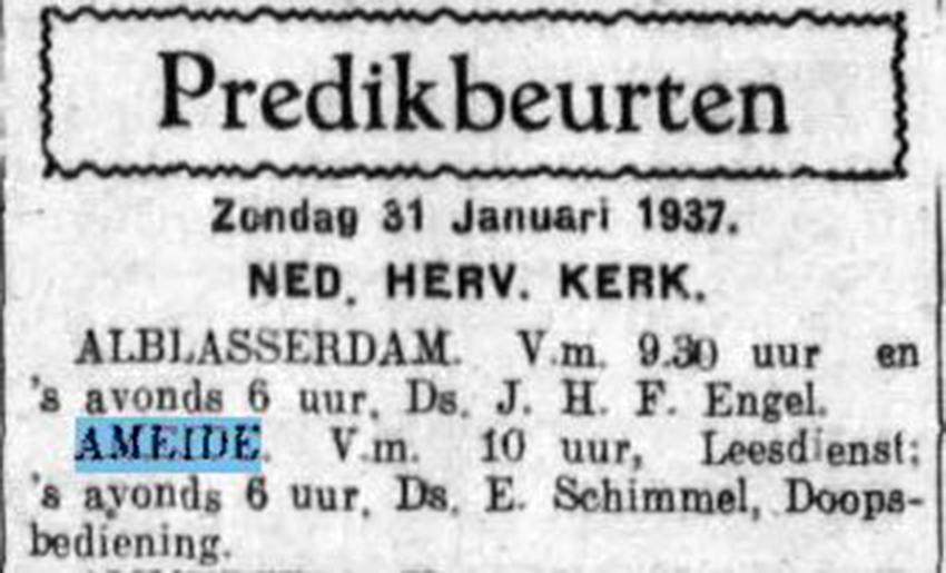 Schoonhovensche Courant 07765 1937-01-29 artikel 01