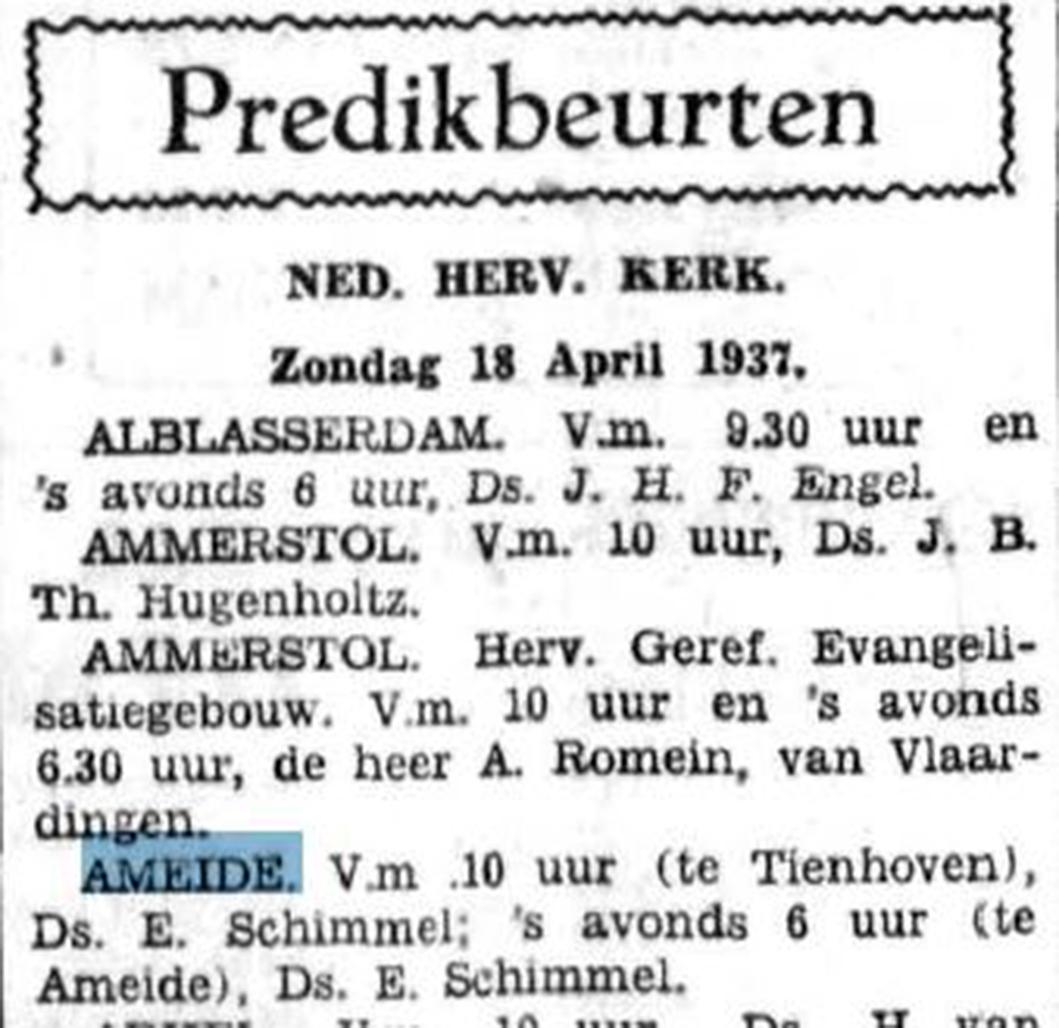 Schoonhovensche Courant 06797 1937-04-16 artikel 01