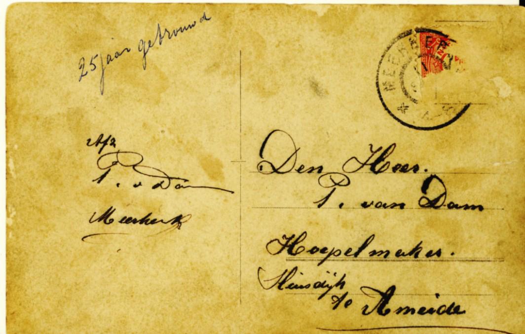 achterkant-25-jarig-huwelijk-bastiaan-van-dam-en-areke-streefkerk-anno-1908